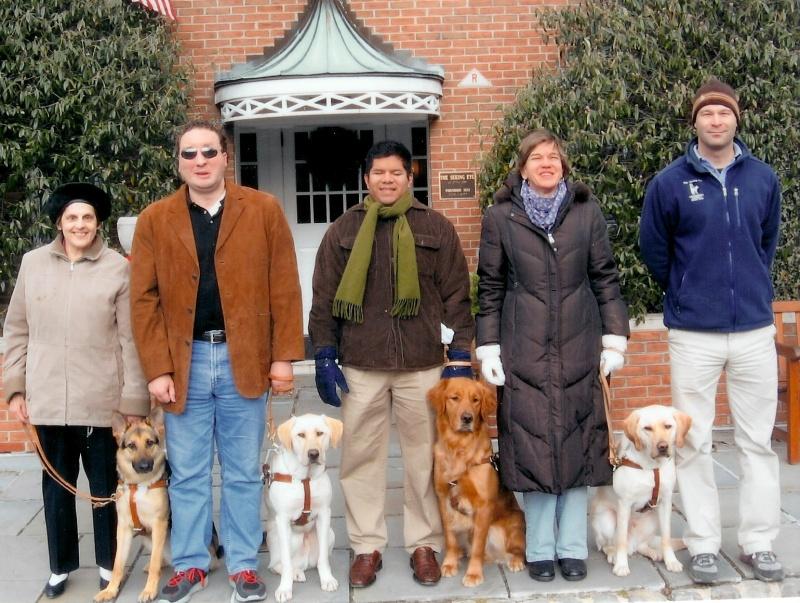 Seeing Eye Dog Trainer College Degree