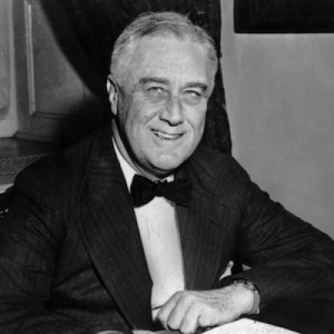 For one student in class, FDR was THE PRESIDENT.