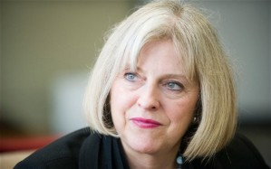 Theresa May, the UK's new Prime Minister.